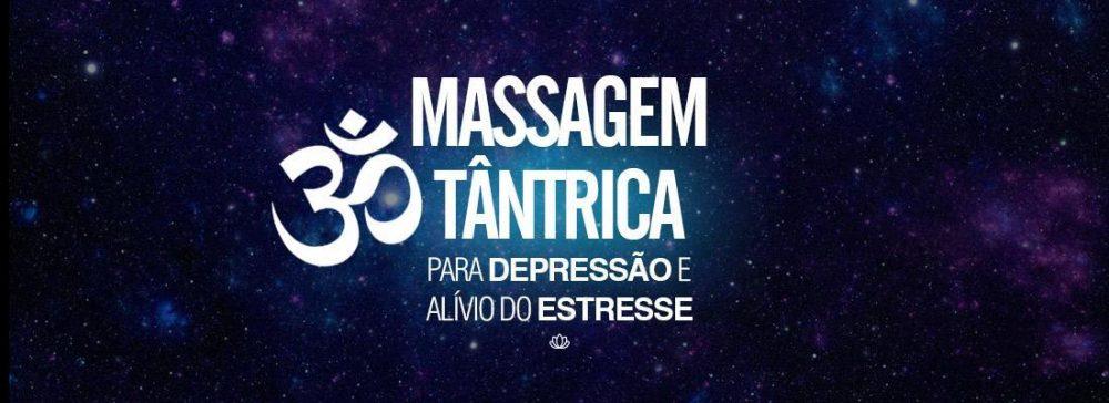 Você sabia? Massagem Tântrica combate a depressão e o estresse